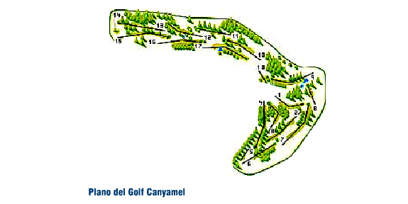 Golf Canyamel