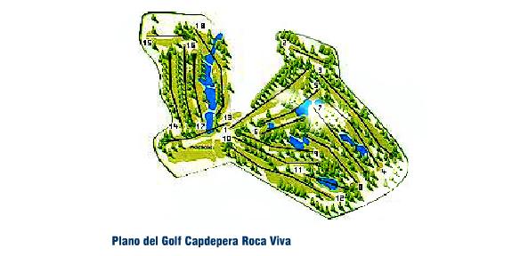 Golf Capdepera Roca Viva